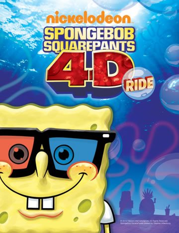 SpongeBob SquarePants 4D Movie