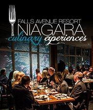 Falls Avenue Resort Culinary Experiences