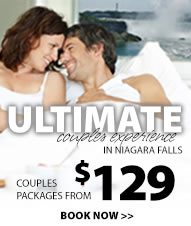 Niagara Falls Romantic Retreat