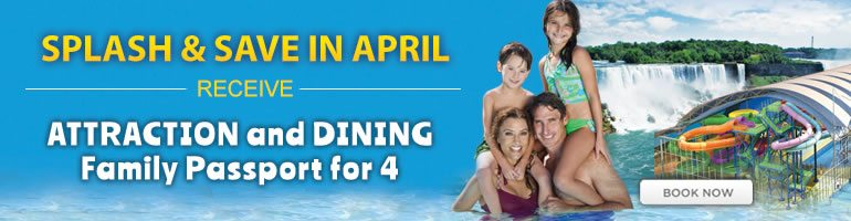 Waterpark Packages From $169