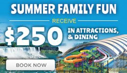Summer Family Fun - Receive $250 Free In Attractions And Dining