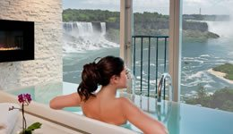 Niagara Falls Ultimate Spa Package