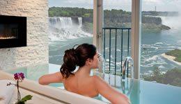 Niagara Falls Ultimate Spa Package