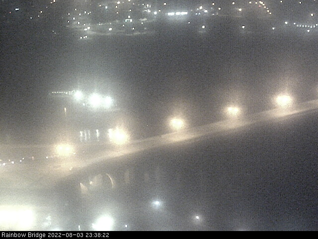 Rainbow Bridge WebCam