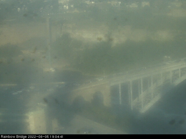 Niagara Falls Rainbow Bridge Live Webcam