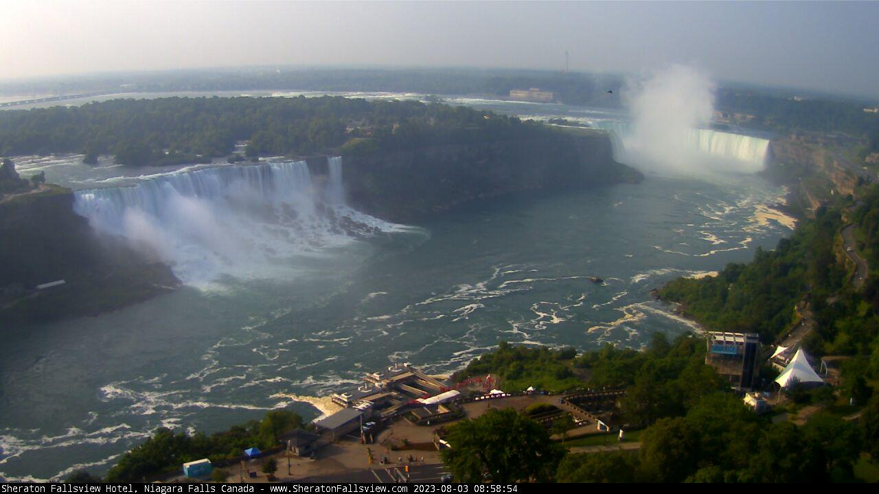 Niagara Falls Webcam