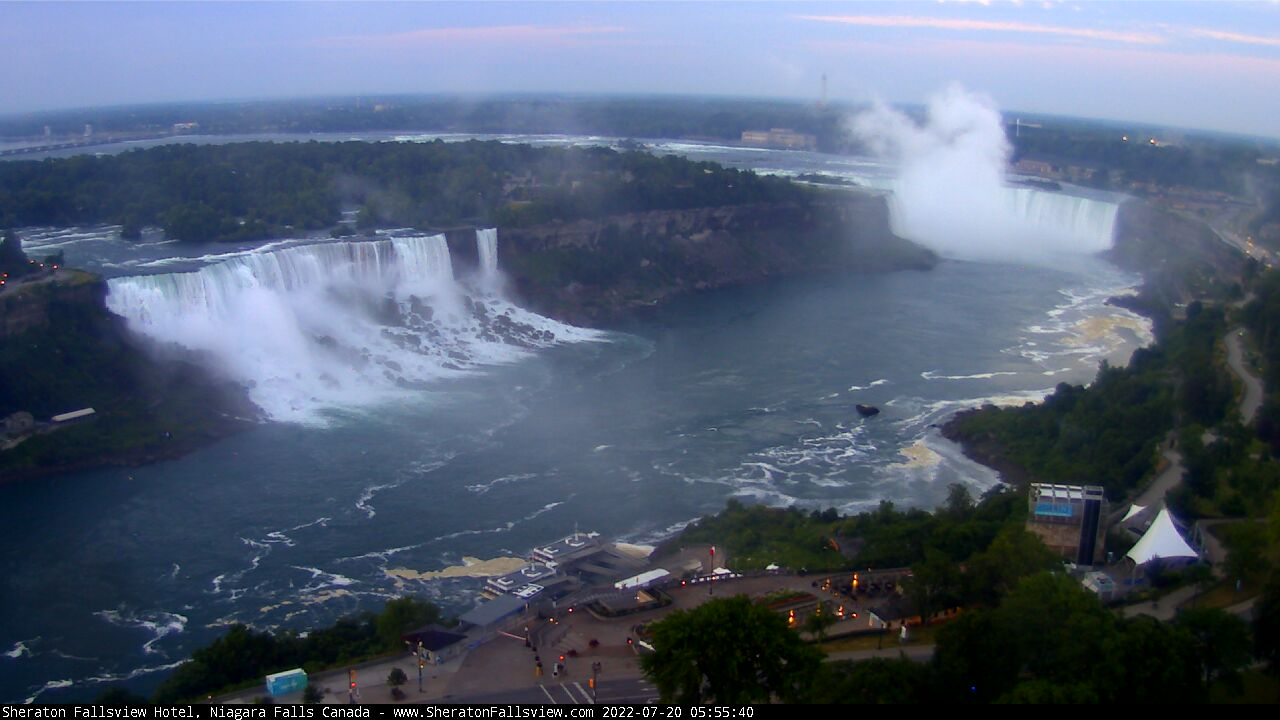 Niagara Falls Live Webcam
