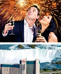 Marriott Fallsview New Year's Eve