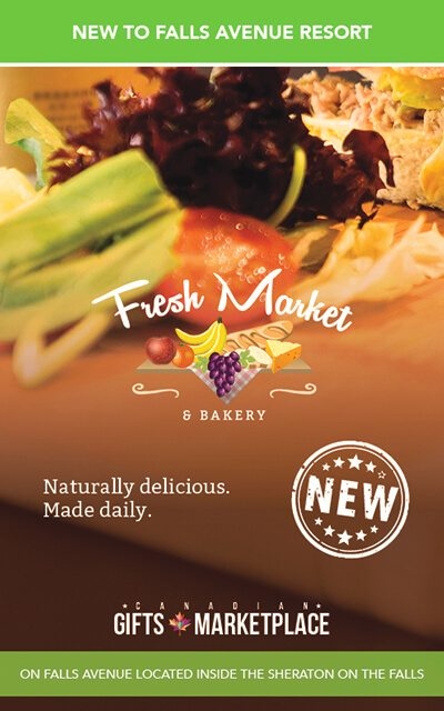 Fresh Market & Bakery