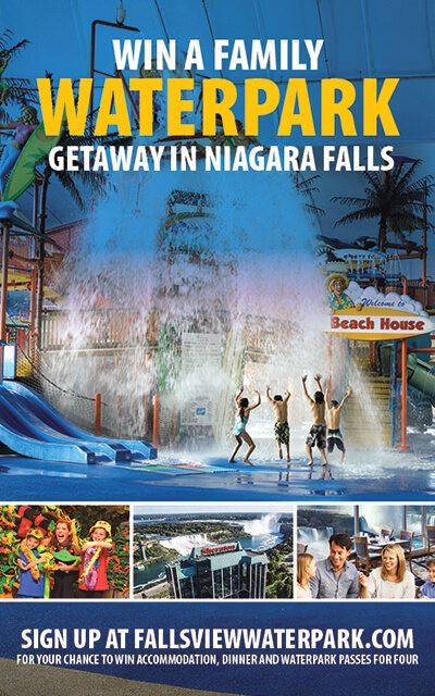Win A Waterpark Getaway