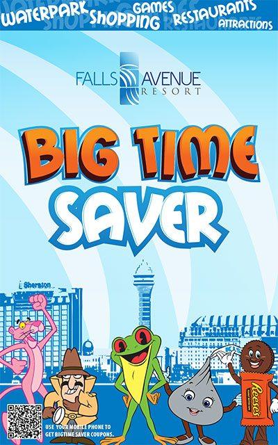 Niagara Falls Big Time Saver