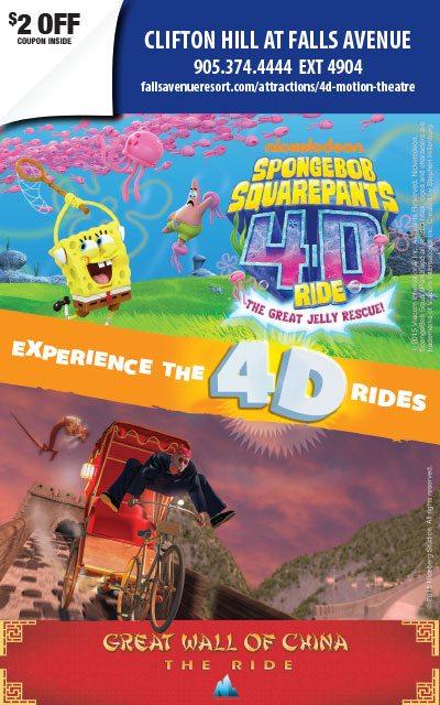 Iwerks 4D Rides