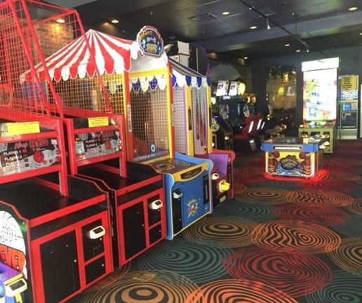 At The Falls Arcade