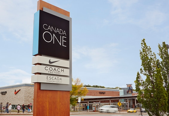Canada One Brand Name Outlets in Niagara Falls