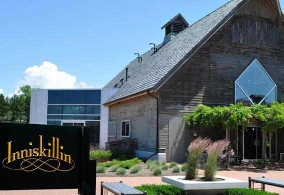 Niagara Falls Wineries - Inniskillin Winery