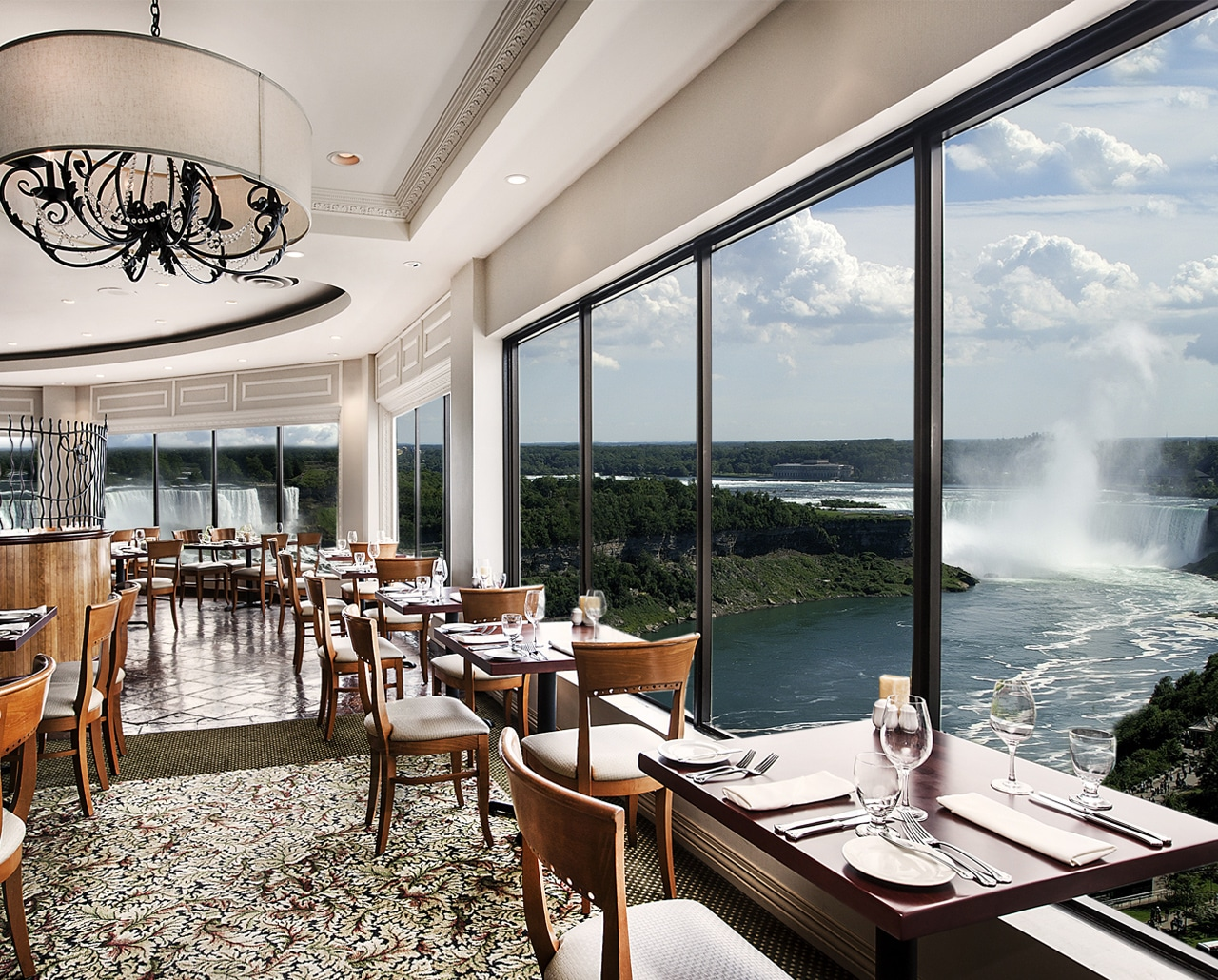 The Rainbow Room By Massimo Capra Niagara Falls Restaurants