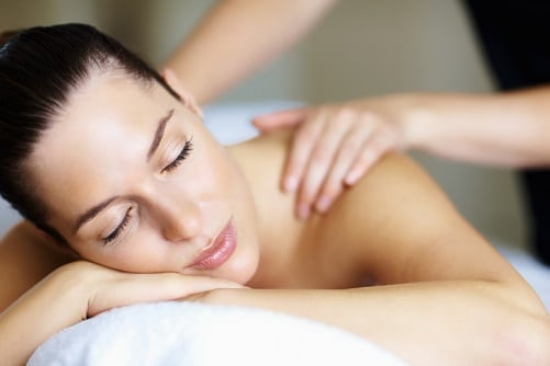 Massage at Serenity Spa