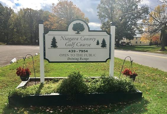 Niagara County Golf Course