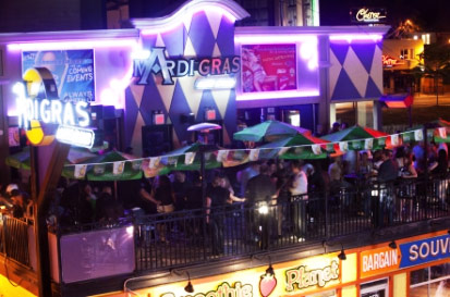 Club Mardi Gras Niagara Falls