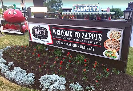 Zappi's Pizzeria
