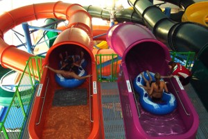 Fallsview Indoor Waterpark, Niagara Falls Ontario
