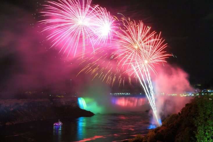 Best Places To Watch Canada S Longest Running Fireworks Display