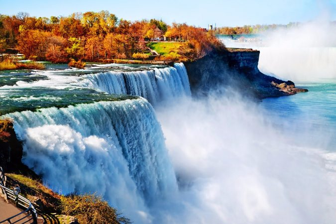 Autumn in Niagara Falls