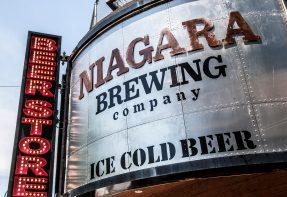Niagara Brewing Company Exterior