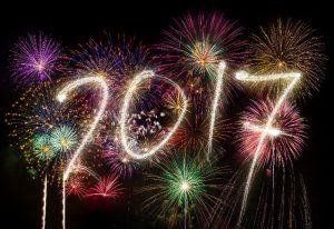 Niagara Falls New Year's Eve 2017