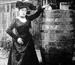 Annie Taylor Niagara Falls Daredevil