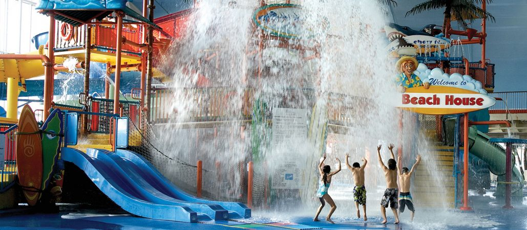 Fallsview Indoor Waterpark Interior