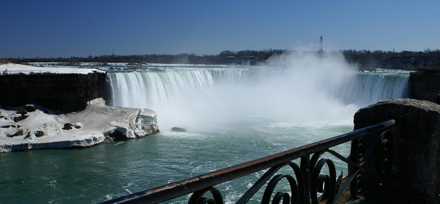 Spring Time in Niagara Falls