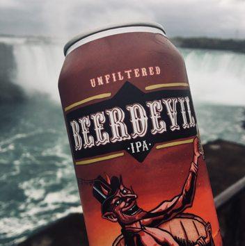 Niagara Brewing Company Beerdevil IPA