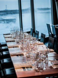 Windows By Jamie Kennedy Niagara Culinary Experience event.