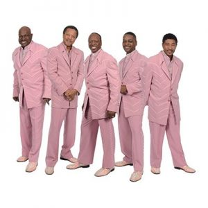 All decked out in matching pink suits! Lookin FRESH!