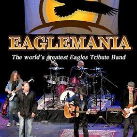 Eagles' Tribute Band, EagleMania, returns to the Seneca Queen Theatre in Niagara Falls.