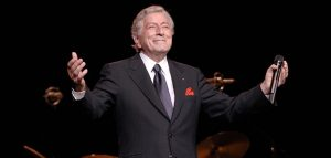 Tony Bennett performing at Fallsview Casino Resort this March.