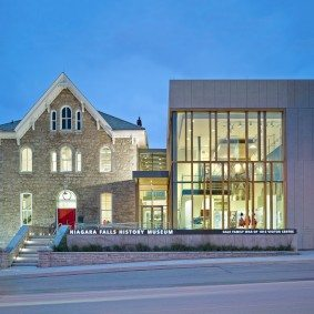 Join the curator of the Niagara Falls History Museum to learn about collecting in the 21st century.