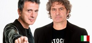 Pupo and Fausto Leali perform in Niagara Falls this March.