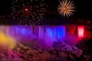 American Falls fireworks