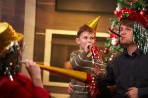 Family Fun on New Year's Eve in Niagara Falls