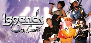 Legends in Concert at Fallsview Casino