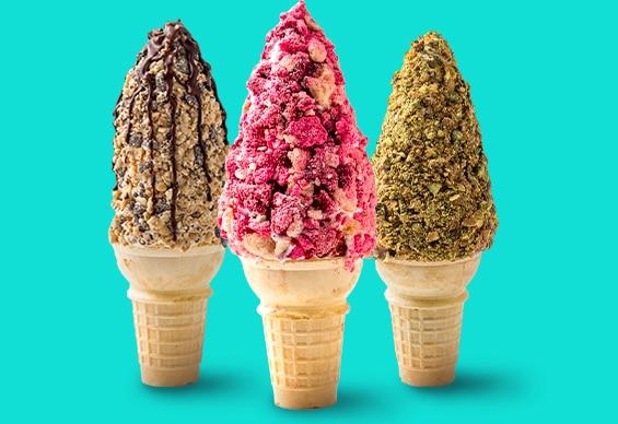 Sweet Jesus Decorated Cones