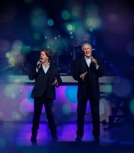 The Righteous Brothers BILL MEDLEY & BUCKY HEARD