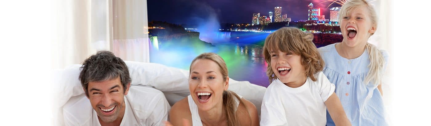 Niagara Falls Family