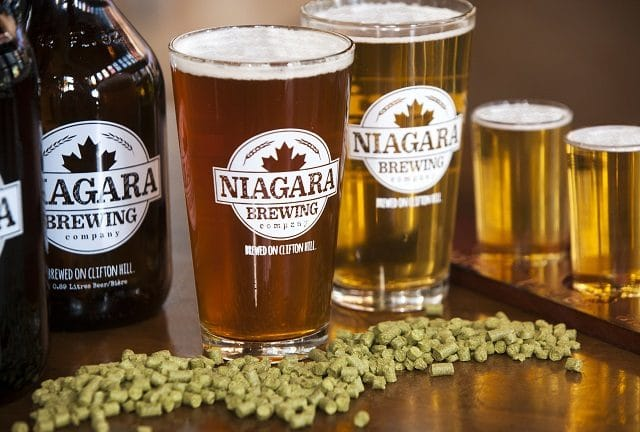 Niagara Brewing Company is our Hoppy Place