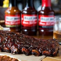 Award Winning Ribs at Niagara Distillery