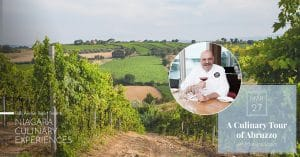 A Culinary Tour of Abruzzo with Chef Massimo Capra