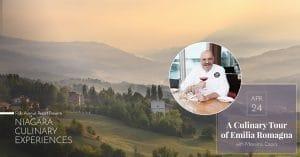 A Culinary Tour of Emilia Romagna with Chef Massimo Capra