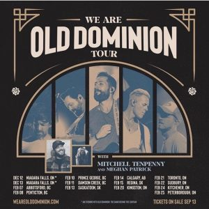 Old Dominion at Fallsview Casino Resort